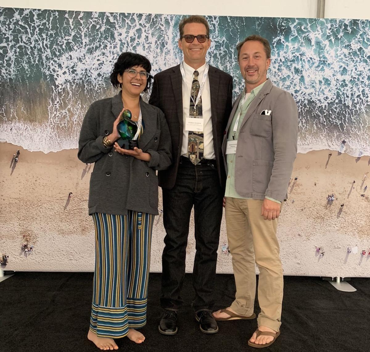 Chris Foster - Santa Monica Pier Award
