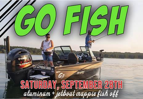 GO FISH Flyer (Top)