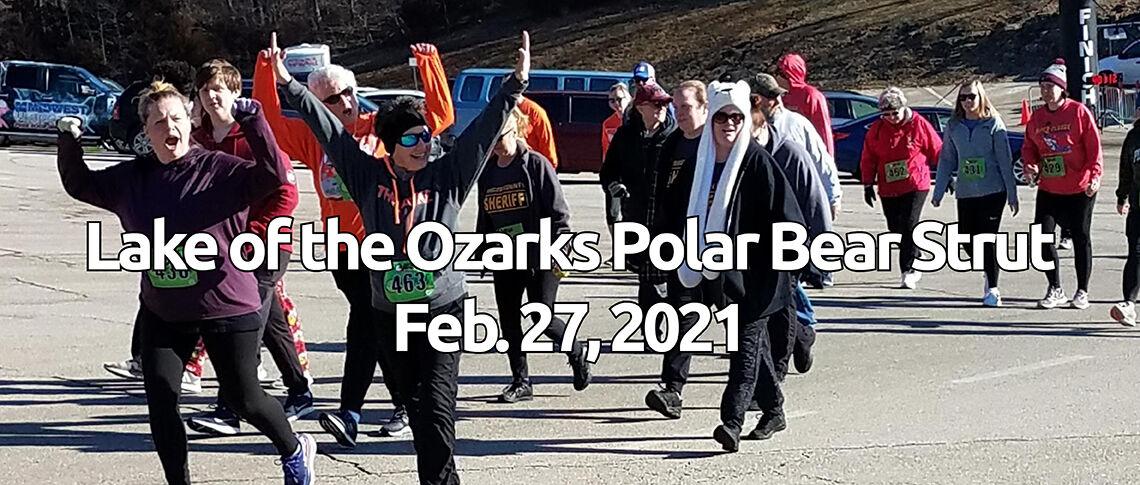 2021 Lake of the Ozarks Polar Bear Strut