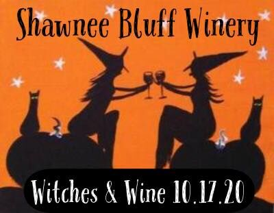 Witches and Wine @ Shawnee Bluff Winery
