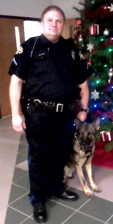 Osage Beach Police Officer Sam Ford & K9 'Axel' To Retire