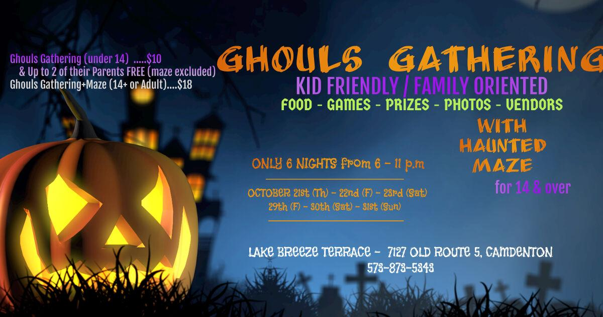 Ghouls Gathering