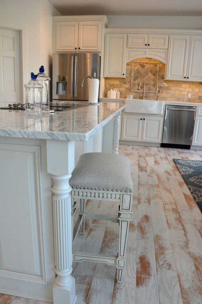Home Built By Otto Construction - Kitchen