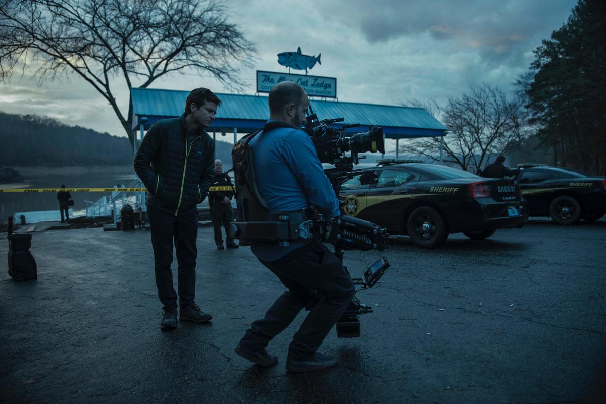 Shooting 'Ozark' At The Blue Cat Lodge