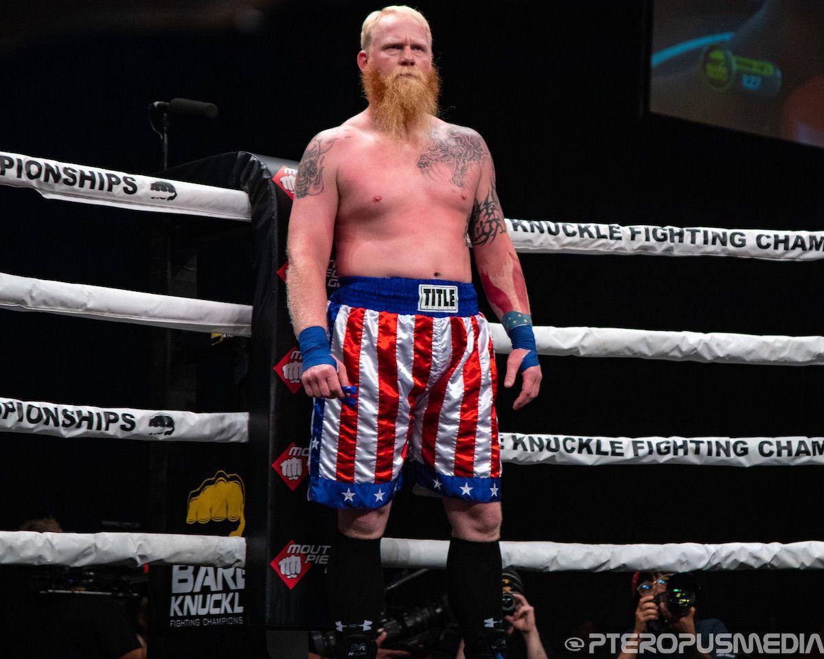 The Ozark Mountain Fighter: Bare Knuckle Boxer Sam Shewmaker
