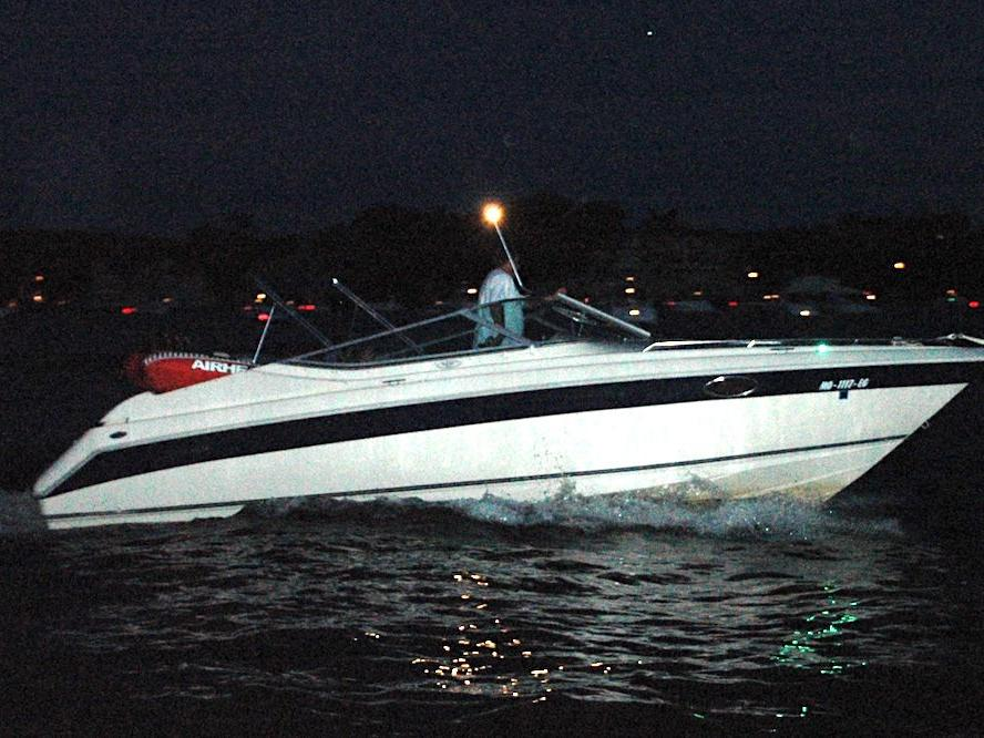 Boating After Dark? Here Are The Rules For Navigation Lights In Missouri
