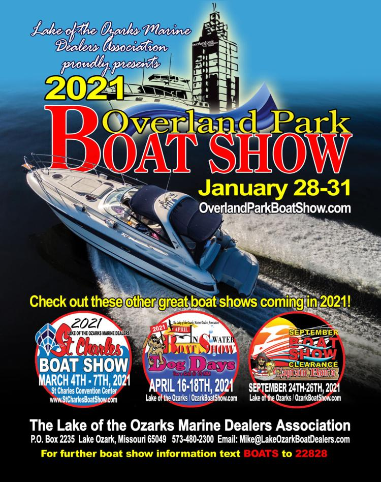 Overland Park Boat Show 2021