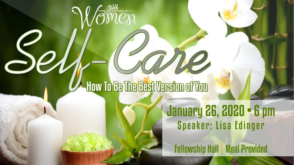 OHills Women Self Care Jan. 2020