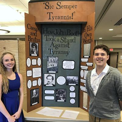 Camdenton Students Stand Out In Regional Competition