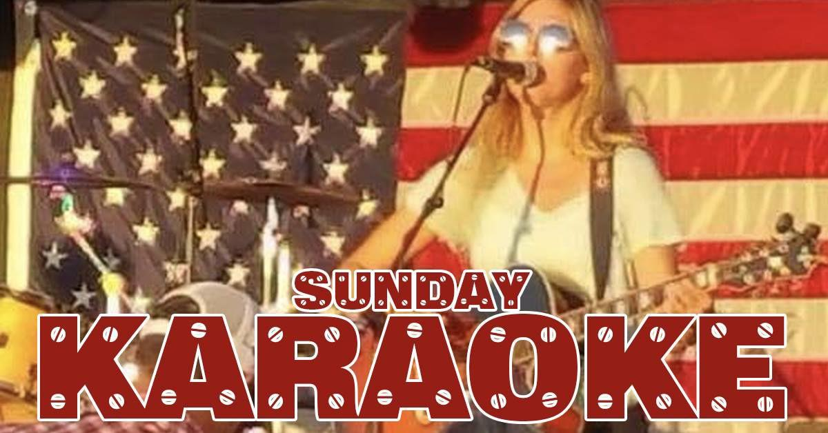 Sunday Karaoke w/Shannon Homan