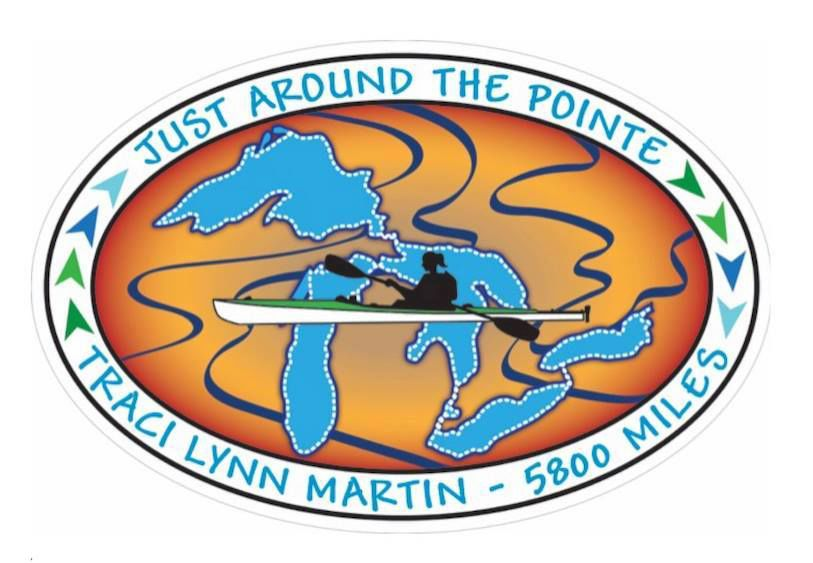 Traci Lynn Martin's Journey Across The Great Lakes