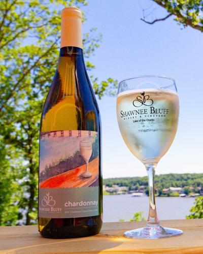 Good Taste In Lake Ozark: Shawnee Bluff Winery's New Tasting Barn Is Open