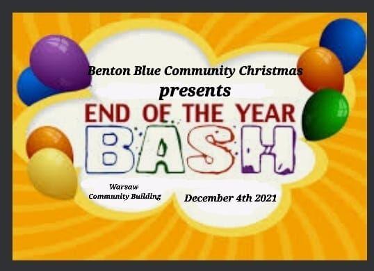 Benton Blue Community Christmas End Of The Year Bash