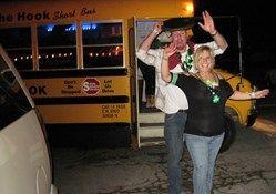 Short bus shuffle