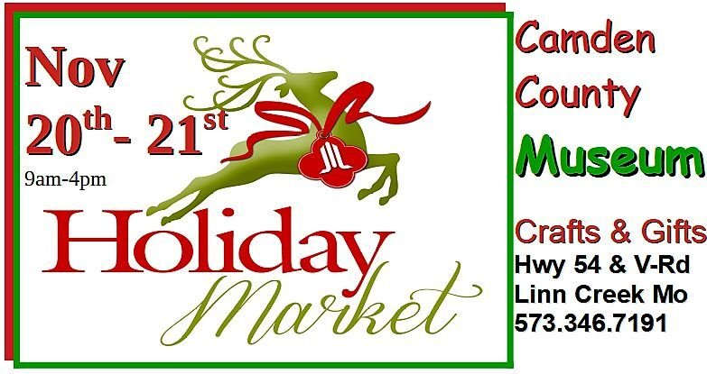 Holiday Market at the Museum