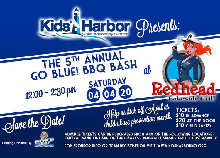 Kids Harbor Go Blue