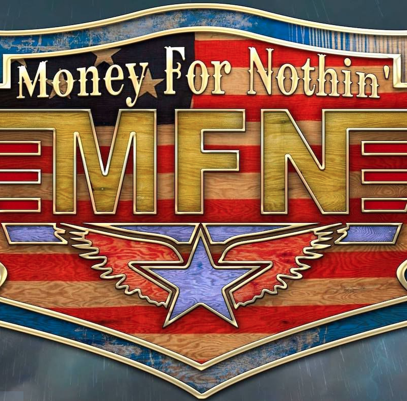 Money For Nothin' Band Logo