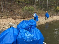 Ameren's Adopt-the-Shoreline Cleanup