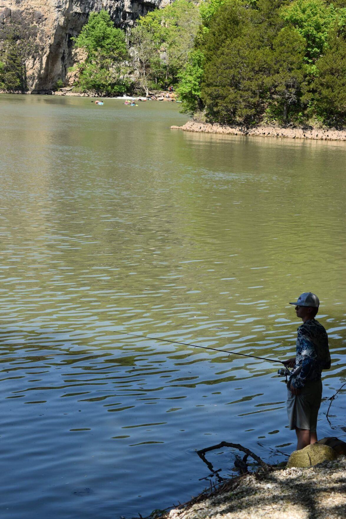 Fishing At Ha Ha Tonka