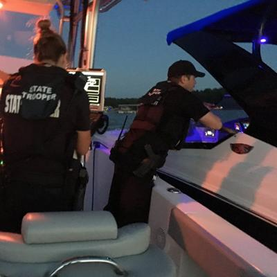 Highway Patrol - Water Patrol Checkpoint