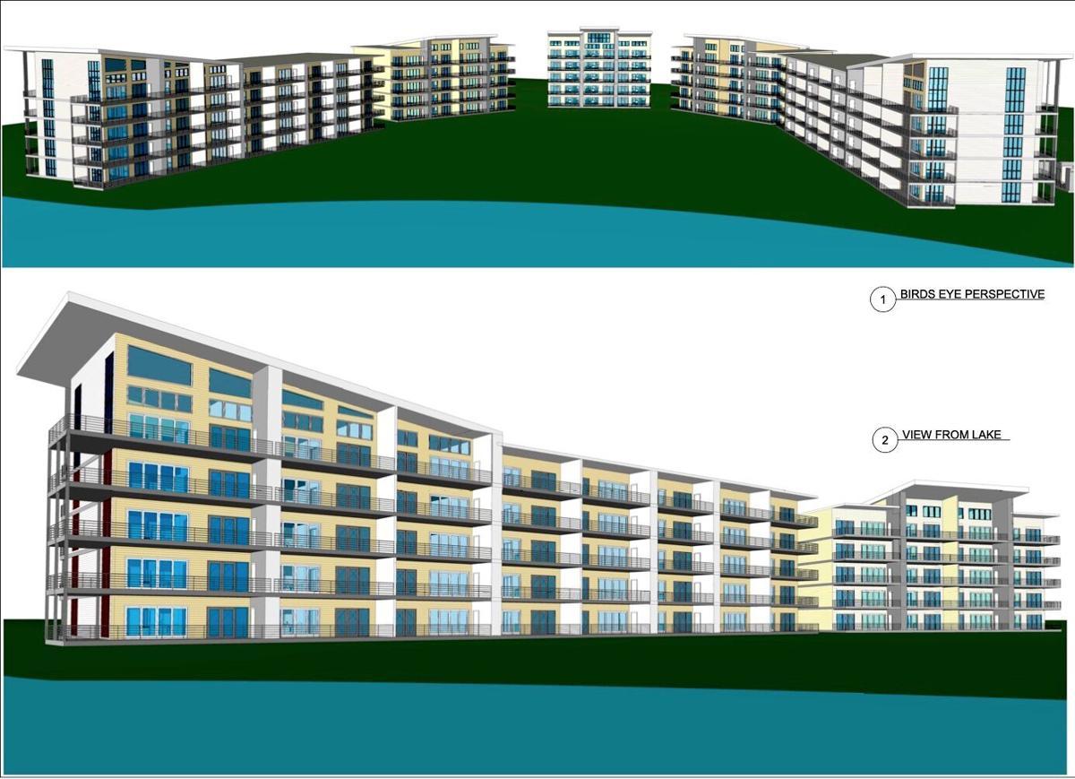 Topsider Condominiums Concept