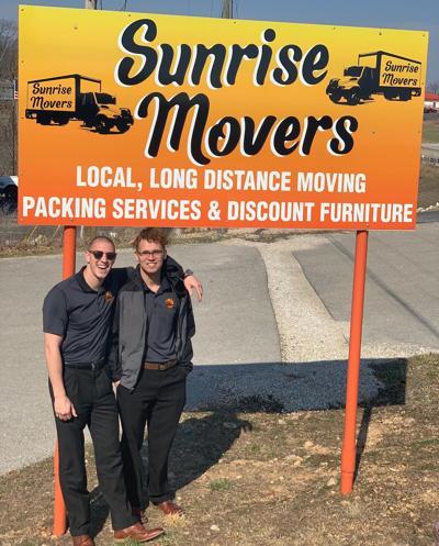 Sunrise Movers - Owners Joe & Matt