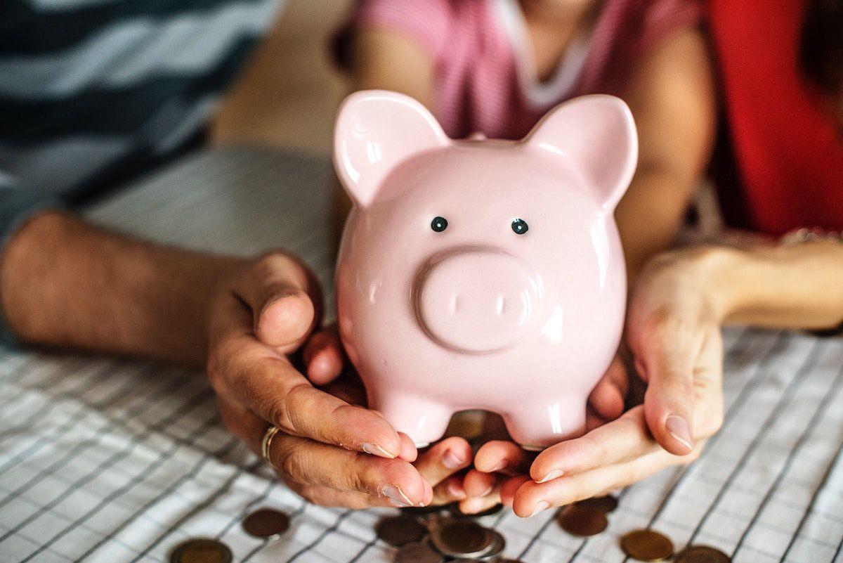 Investing - Piggy Bank