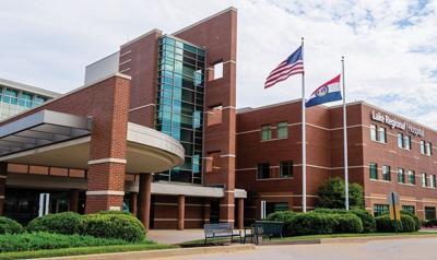 Lake Regional Building