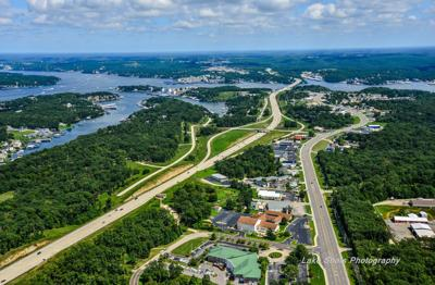 Lake Of The Ozarks – View Of Osage Beach