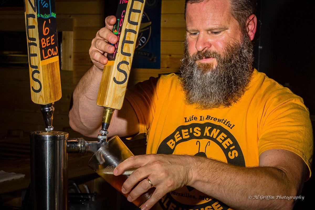 Brewmaster Chris Byars