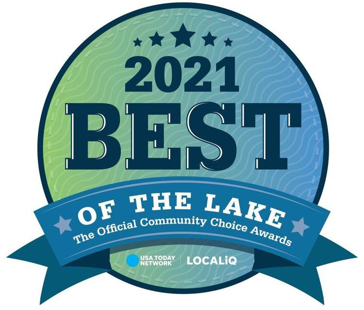 Best of the Lake 2021 Social