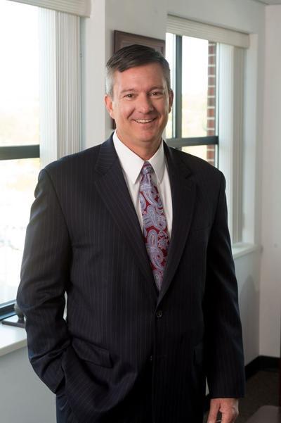 Lake Regional CEO Dane Henry