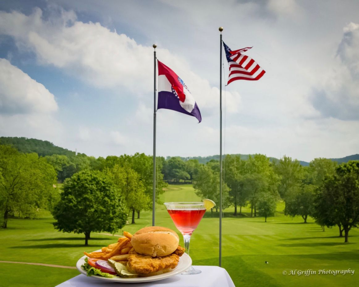 Golf, Food & Drink... What Could Be Better?