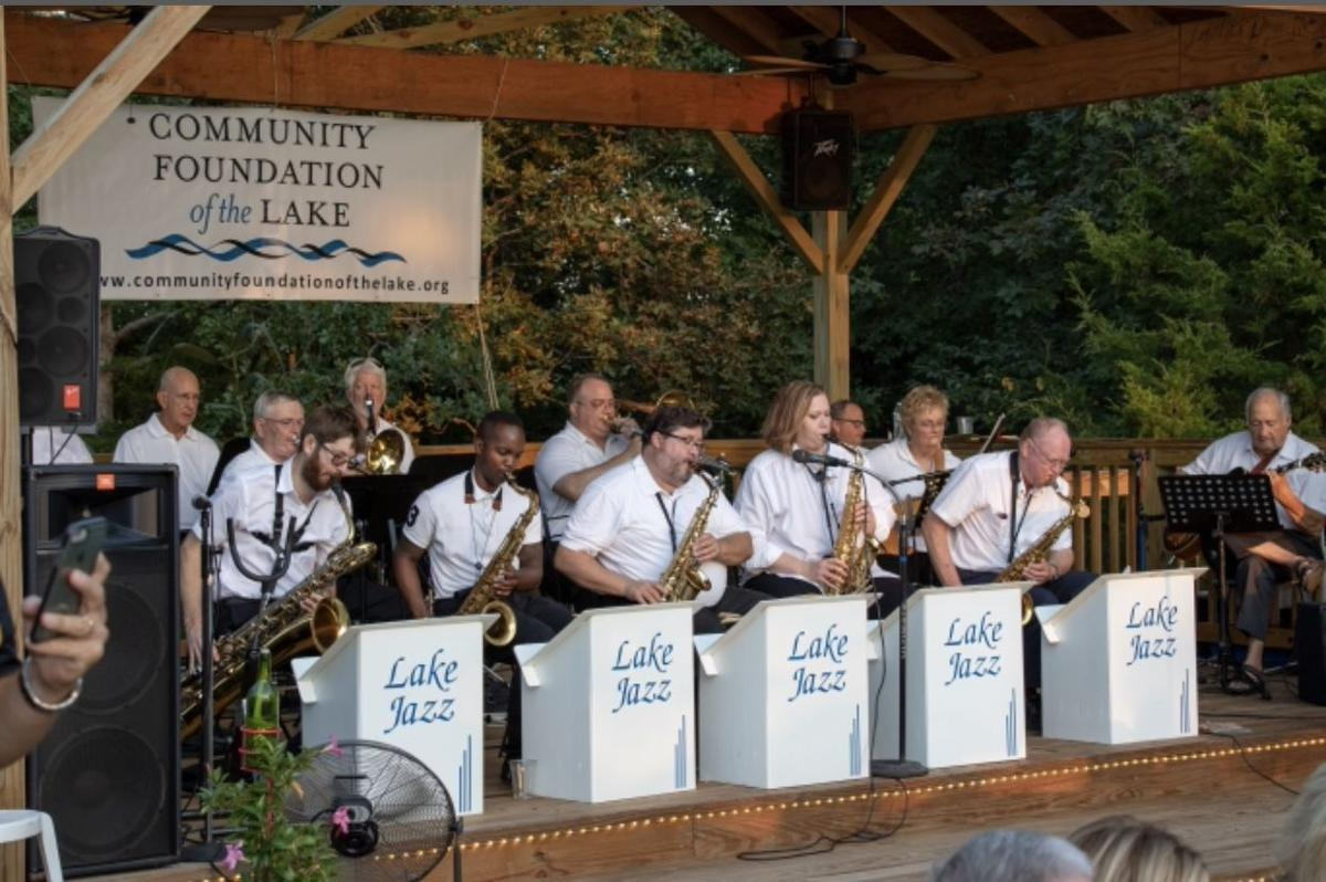 Jazz Band Shakespeare Under The Stars