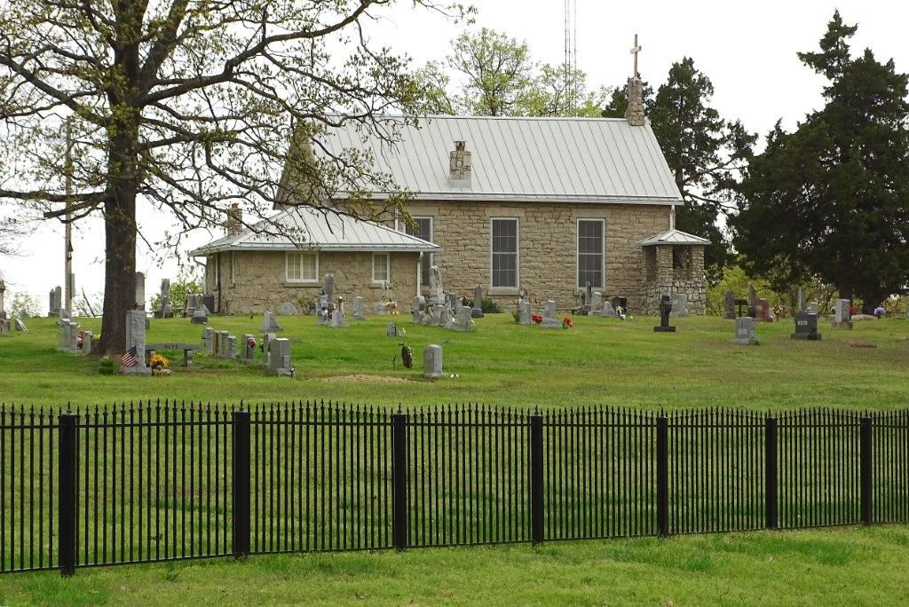 Old St. Patrick's Church - Cemetery