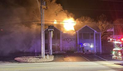 Fire Damages Al Elam Real Estate in Lake Ozark