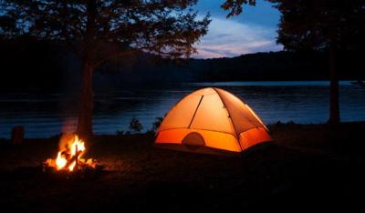 Camping At The Best Recreational Lake In The Usa Lake Of The