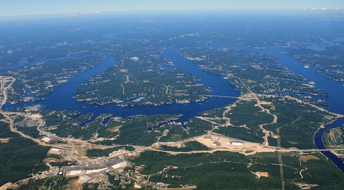 Man drowns on horseshoe bend lake of the ozarks news for Fishing report lake of the ozarks