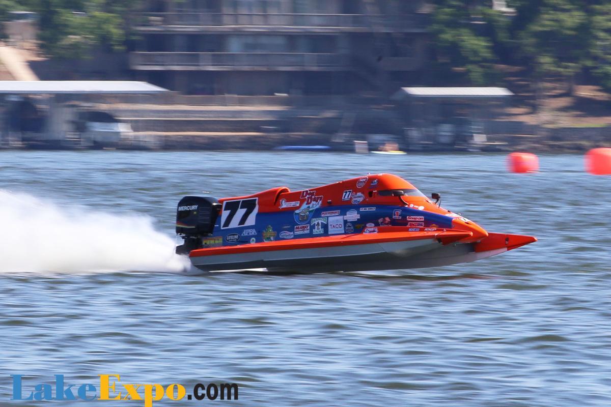 Formula-1 #77 - Lake Race