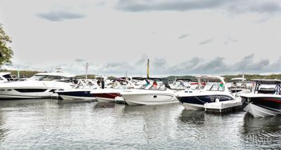 Spring In-Water Boat Show At Lake Of The Ozarks