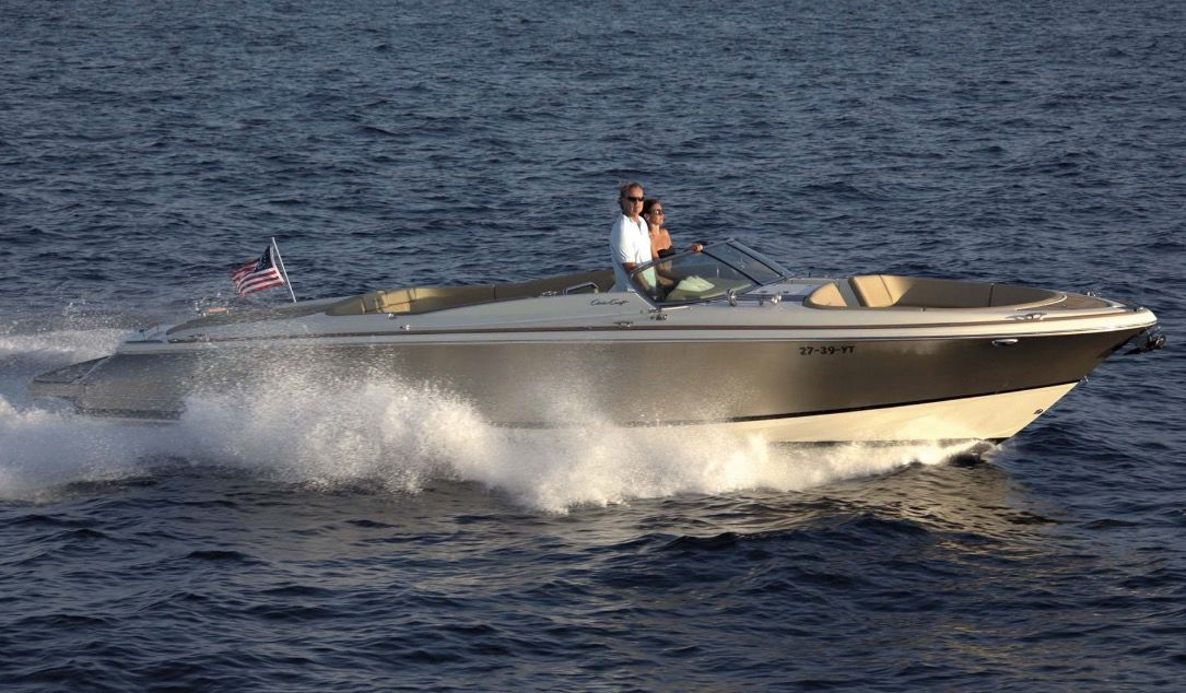 Chris-Craft - Launch 34