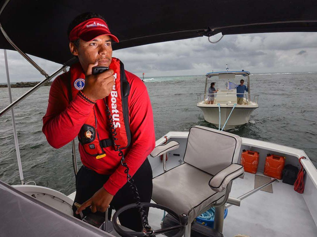 Your Boat's LED Lights Could Be Interfering With Your VHF Radio