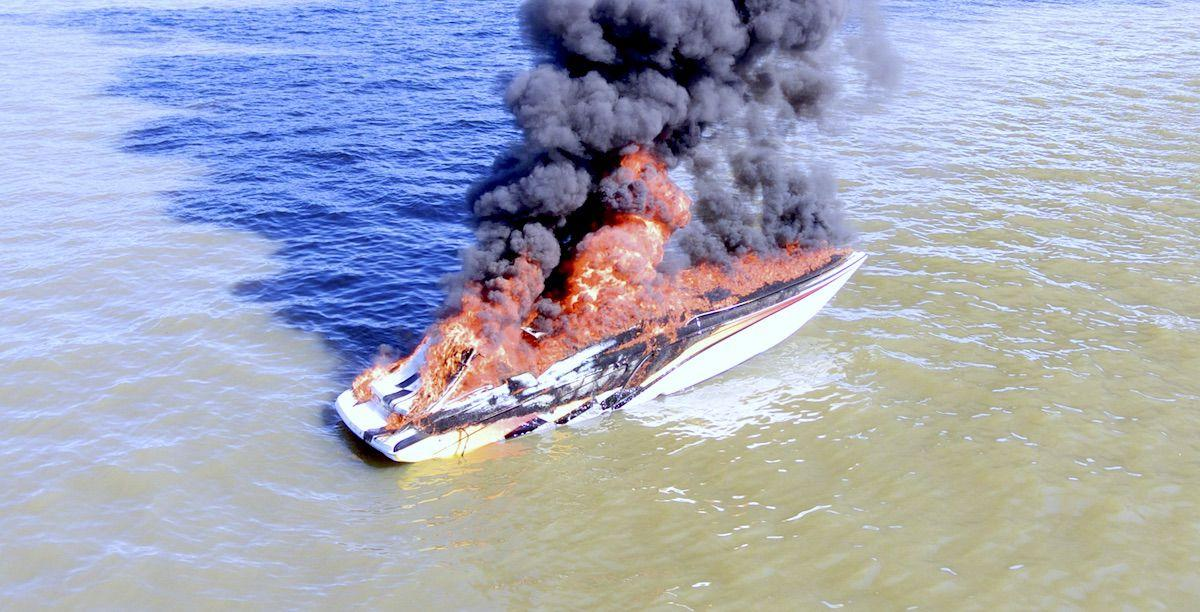 BREAKDOWN! What To Do When Your Boat Overheats | Boat Safety – Don't