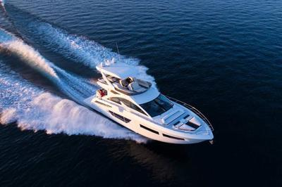 FEATURE: The Cruisers Yachts 60 Fly Soars With Breathtaking Scenery, Inside And Out