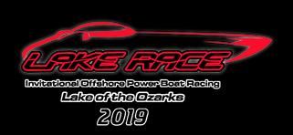 Lake Race 2019 Logo
