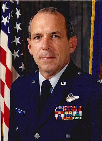 """Col. Robert Henry """"Hank"""" Haden"""