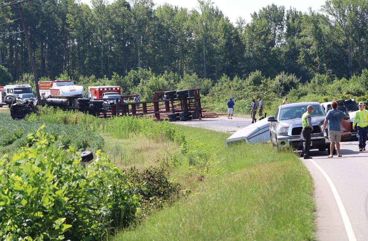 Highway 46 wreck