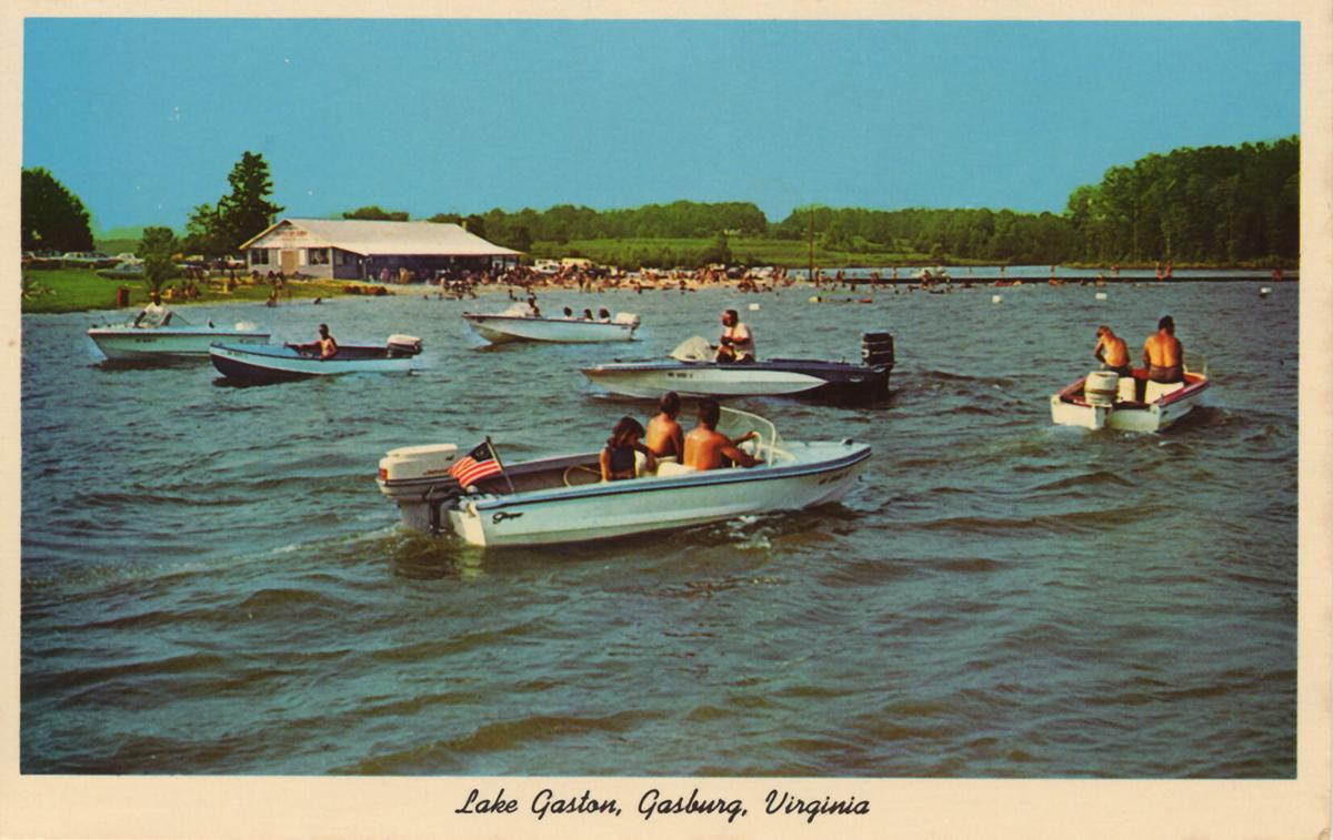 Gasburg Postcard