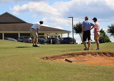 Lake Gaston Regional Chamber of Commerce Golf Tournament