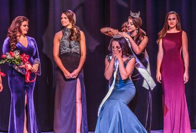 Dominga Murray crowned at inaugural Lake Country pageant